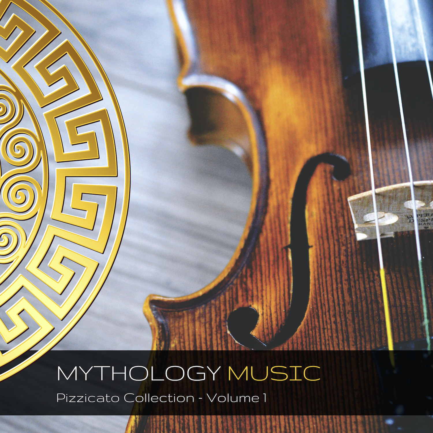 Mythology Music - Pizzicato Collection