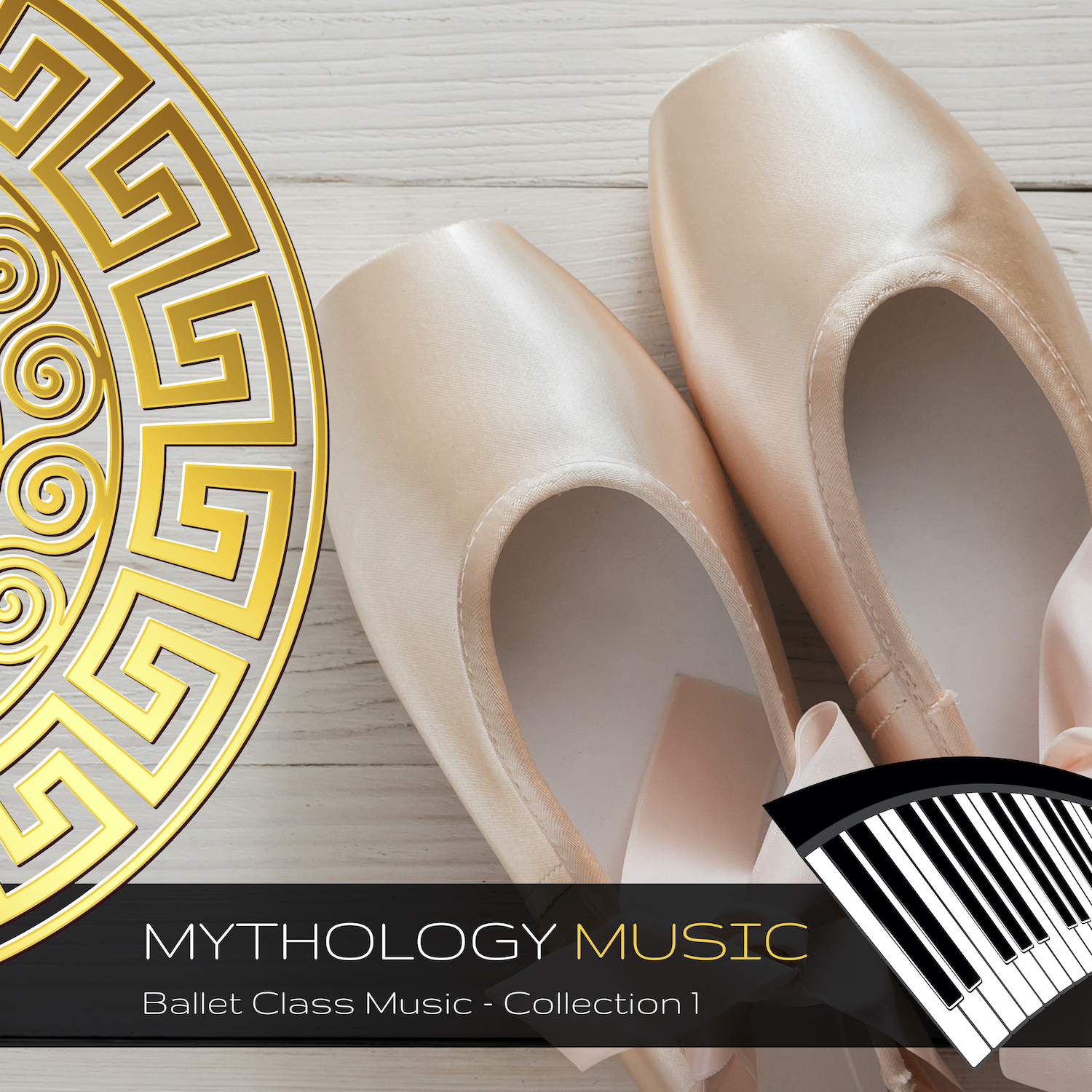 Mythology Music - Ballet Class Music Collection 1 Piano