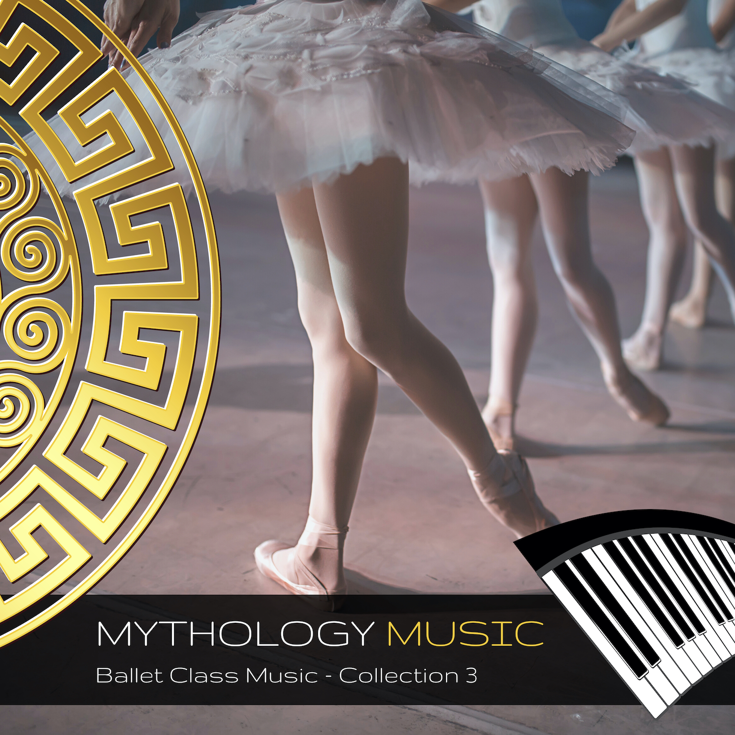 Mythology Music - Ballet Class Music Collection 3 Piano