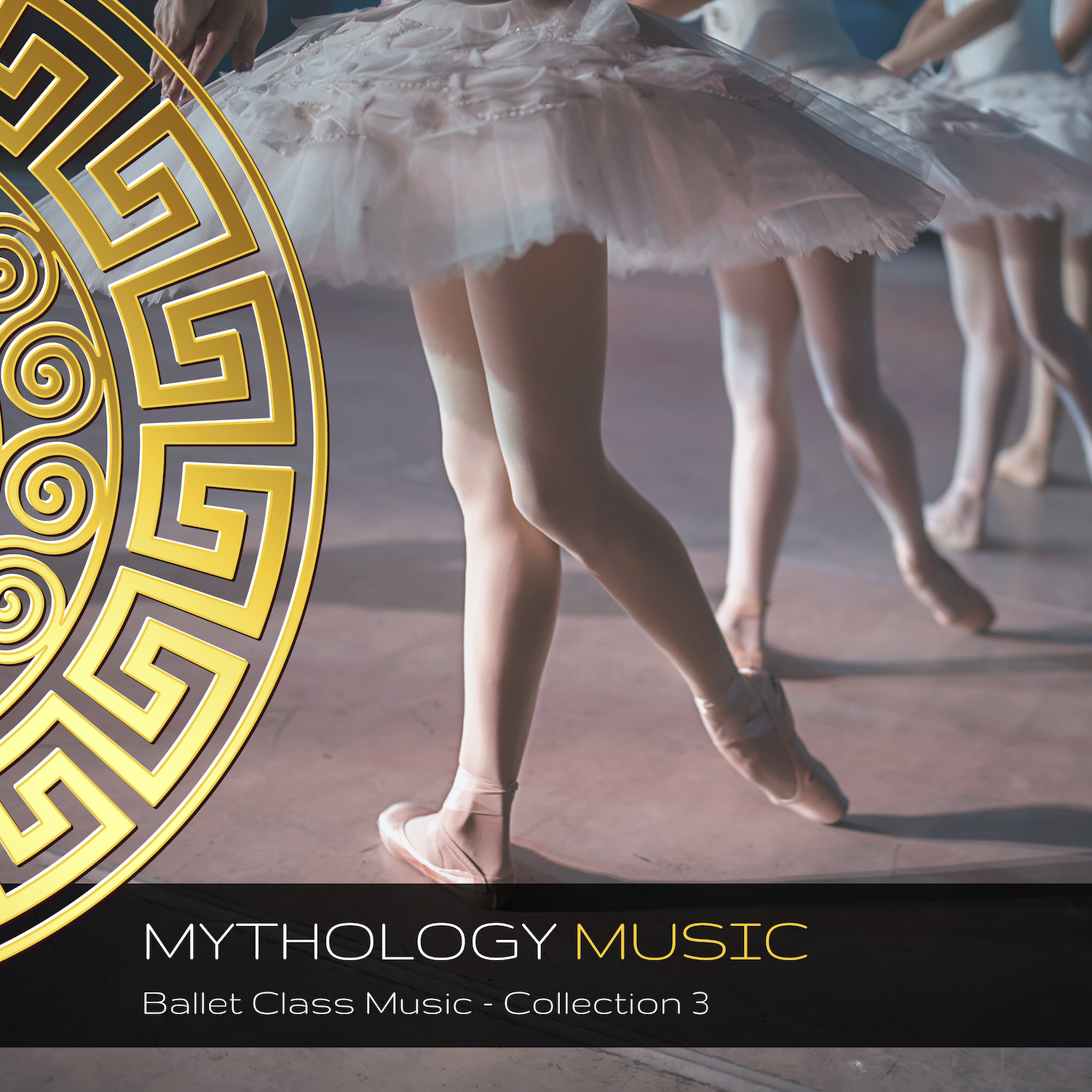 Mythology Music - Ballet Class Music Collection 3