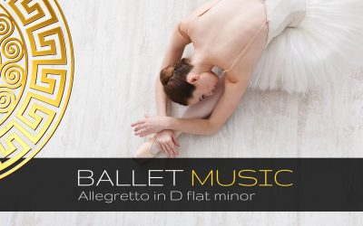 Allegretto in D Flat Minor