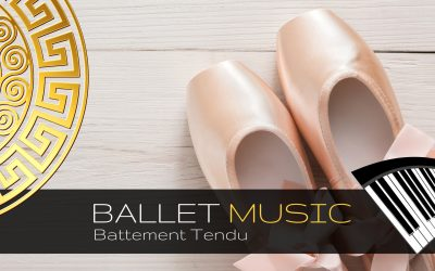 Battement Tendu in E Flat Major – Piano Arrangement